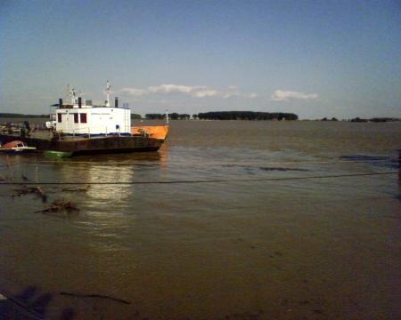 Le Danube en Roumanie