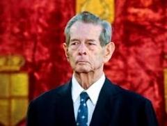 funérailles, le Roi Michel de Roumanie