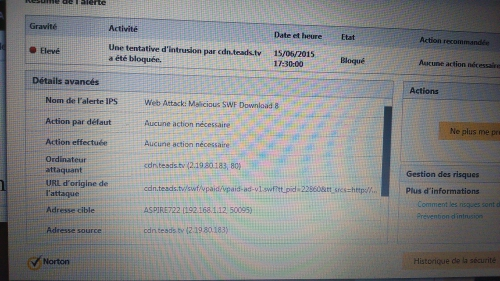 presse,rl,pubs teads.tv,web attack malicious swf download 8,correspondance,facebook
